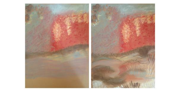 pastel evolution